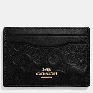✅ COACH UNISEX ID & CARD WALLET❗NEW WITH TAGS ❗✅